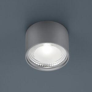 Helestra Helestra Kari stropné LED svietidlo okrúhle, nikel
