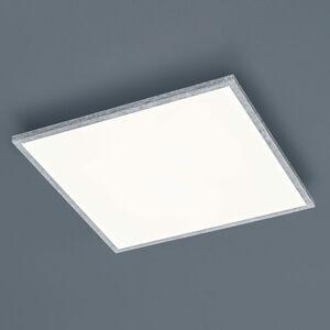 Helestra Helestra Rack stropné LED stmieva hranaté striebro