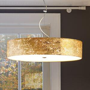 Hufnagel Závesná lampa Alea Loop zlatej farby