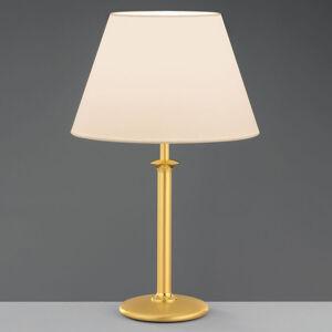 Hufnagel Chincová stolná lampa Royce 44cm krémová