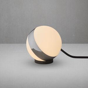 Herstal Stolná lampa Circle v guľovitom tvare, výška 12cm
