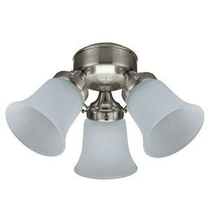 Hunter Svietidlo pre stropné ventilátory Hunter, nikel