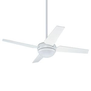 Hunter Hunter Sonic ventilátor so svetlom, biely