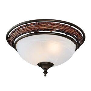 Hunter Hunter Wicker Bowl svetlo pre ventilátory