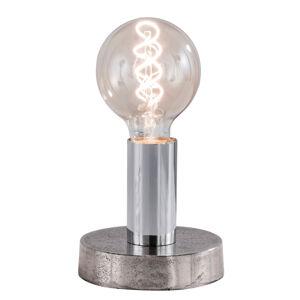 FISCHER & HONSEL Stolná lampa Valence s okrúhlym podstavcom