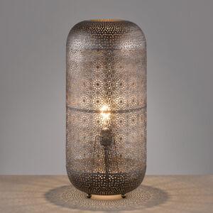 FISCHER & HONSEL Stolná lampa Velvet, výška 64cm, Ø 30cm
