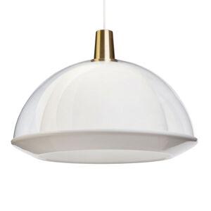 Innolux Innolux Kuplat 480 závesná lampa 48cm priehľadná