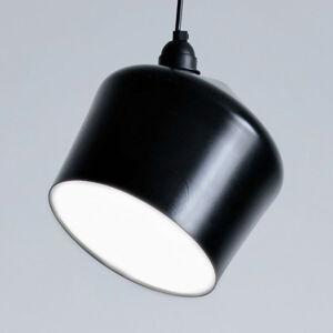 Innolux Innolux Pasila dizajnérska závesná lampa čierna