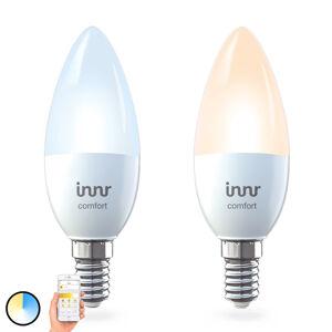 Innr Lighting E14 5,8W LED žiarovka Innr Smart Candle Comfort 2k
