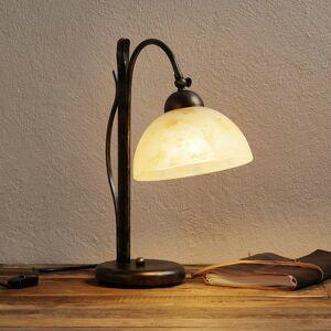 Kögl Stolná lampa DANA ručne maľovaná