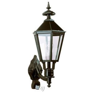K. S. Verlichting Vonkajšie nástenné svietidlo Bolton, zelené