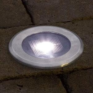 Konstmide Podlahové zapustené svietidlo SOLAR LIGHT LED