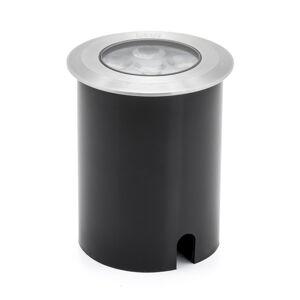 Konstmide Podlahové zapustené svietidlo High-Power LED Ø11cm