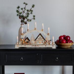 Konstmide CHRISTMAS LED sviečky, trafo alebo batéria