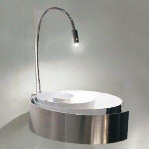 Knikerboker Knikerboker Spirale nástenné svietidlo 35cm