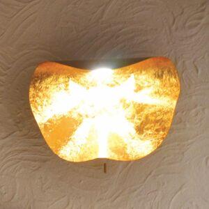 Knikerboker Knikerboker Non So nástenné LED lístkové zlato