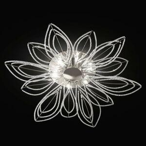 PATRIZIA VOLPATO Stropné svietidlo Girasole v tvare kvetu 70cm