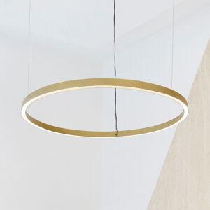 Luceplan Luceplan Compendium Circle 110cm, mosadz