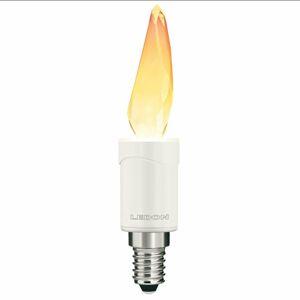 Ledon E14 3W 827 LED sviečková žiarovka Swarovski