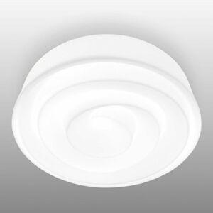Linea Light Biele stropné svietidlo Roselie