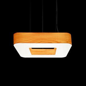 LZF LamPS LZF Cuad závesné LED 0-10V stmieva buk prírodný