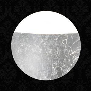 Lam Nástenné svetlo 1650/A05 kryt lístkové striebro