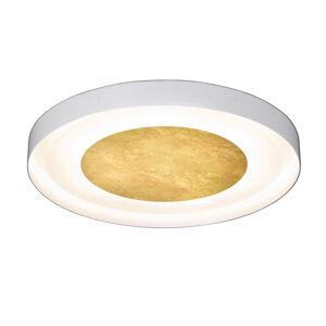 Lam Stropné svietidlo 3560/6PL lístkové zlato, Ø 51cm