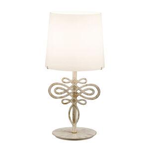 Lam Stolná lampa 4421/1L, tundra biela