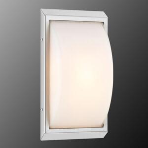 LCD Vonkajšie nástenné svietidlo 052, biele