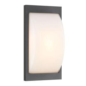 LCD Vonkajšie nástenné LED svietidlo typ 069LED grafit
