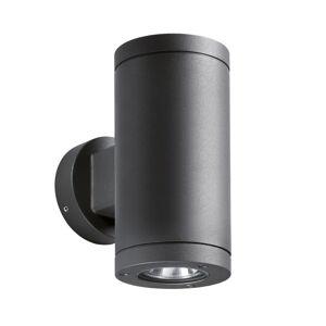LCD Vonkajšie nástenné svietidlo 1060 up/down, grafit
