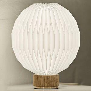 LE KLINT LE KLINT 375 stolná lampa plastové tienidlo 25cm