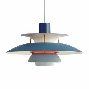Louis Poulsen Louis Poulsen PH 5 Mini – závesná lampa, modrá