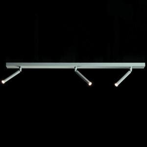 LDM LDM Eccoled Spot Trio bodové LED, eloxovaný hliník