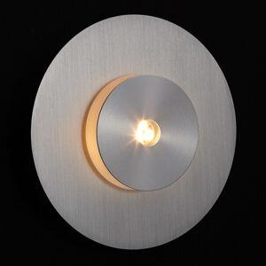 LDM LDM Smarty Sun nástenné a stropné LED hliník