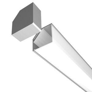 LED Profilelement GmbH E45 hliníkový rohový profil hliníka 2000mm