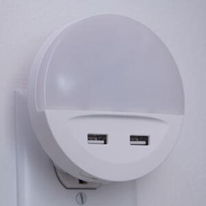 LEDVANCE LEDVANCE Lunetta USB nočné LED sUSB portom