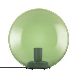 LEDVANCE LEDVANCE Vintage 1906 stolná lampa Bubble, zelená