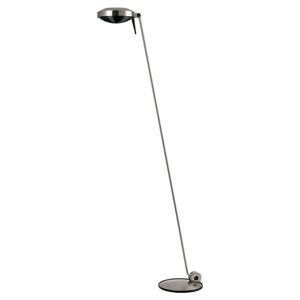 LUMINA Lumina Elle 1 stojaca LED lampa 180cm 3000K nikel