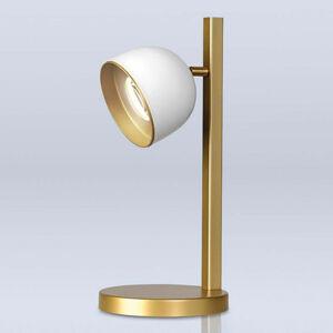Marchetti Stolná LED lampa Dome biela