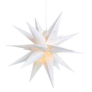 Markslöjd LED hviezda Vectra 3D do exteriéru Ø 60cm