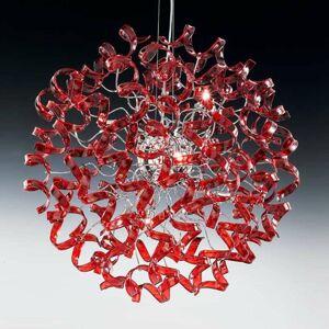 Mettallux Závesná lampa Cherry guľovitá Ø 80cm
