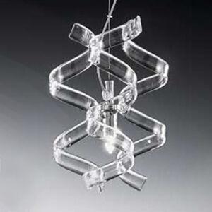 Mettallux Závesná lampa Crystal, malá