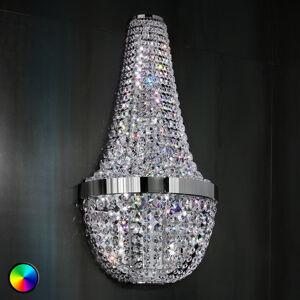 Masiero Nástenné svietidlo Ilaria so zmenou farby LED
