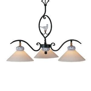 Menzel Menzel Provence Chalet – závesná lampa 3-pl.