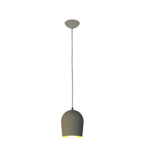Menzel Menzel Solo Glo12 závesná lampa betón