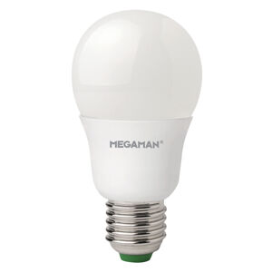 Megaman LED žiarovka E27 A60 9,5W teplá biela