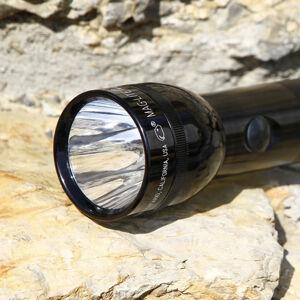 INC., INC. Maglite vrecková LED baterka 3 D-Cell, čierna