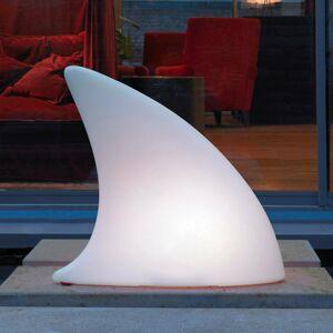 Moree Vonkajšie svietidlo Shark Outdoor zmena farby