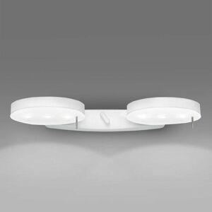 Milan Milan 3-LED biele nástenné LED svietidlo 2-pl.